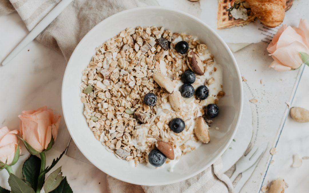 A Breakfast Bowl