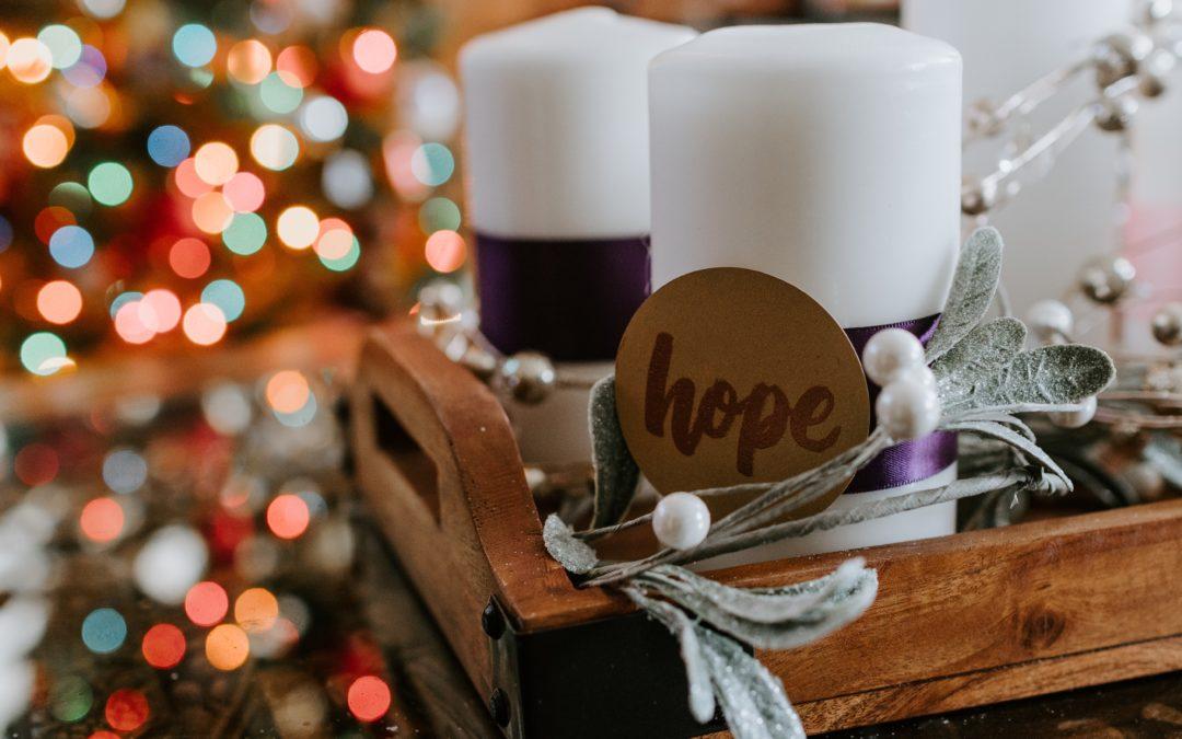 Advent 2019 : HOPE