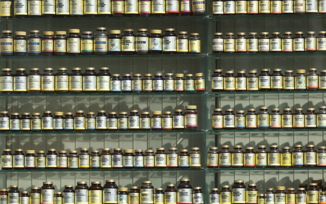 Supplement Series: Omega 3's