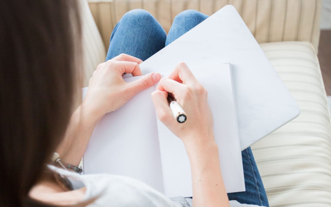 Journaling: Clear your Mind so You Can Sleep Better