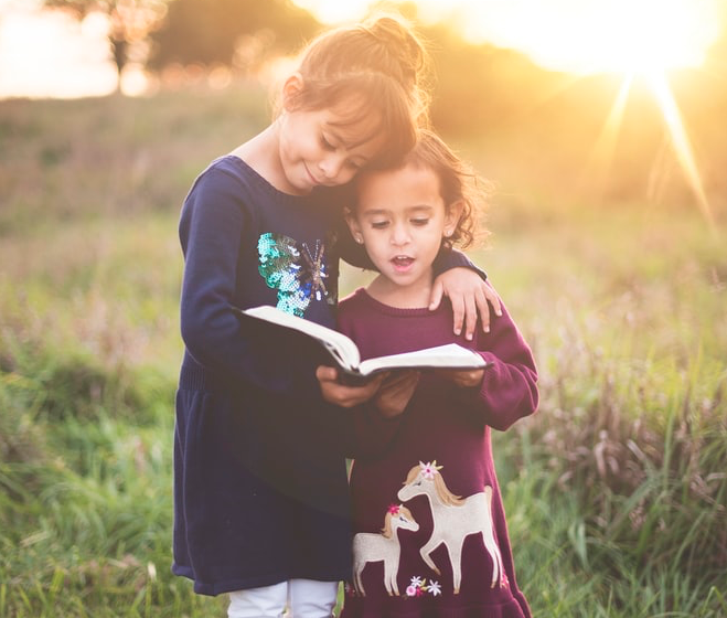 Teaching our Children to Share the Gospel